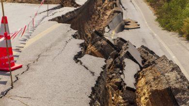 تصویر از زلزله چیست ؟
