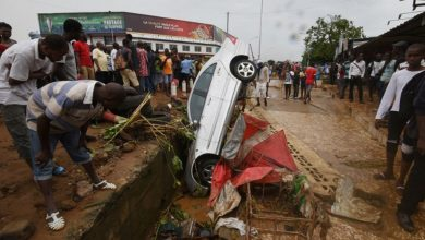 Photo of رانش زمین در ساحل عاج