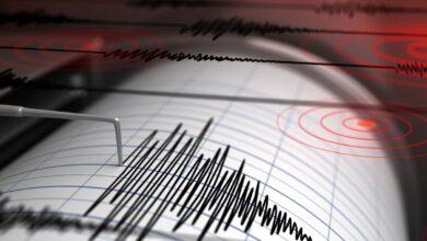 تصویر از زلزله ۵.۱ ریشتری استان گلستان را لرزاند