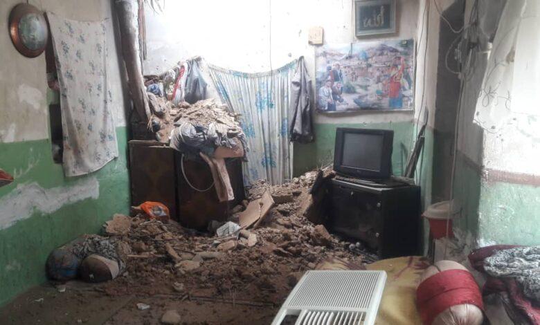 تصویر از زلزله گناوه بوشهر