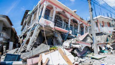 تصویر از زلزله هائیتی آگوست 2021